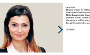 Willkommen im Team: Milijana Stojisic