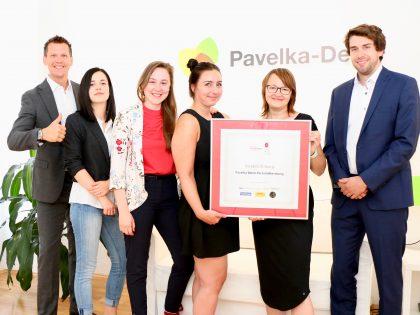 Top Service Qualitätssiegel für Pavelka-Denk