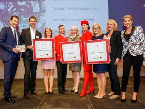 Auszeichnung Top Service Unternehmen Österreich