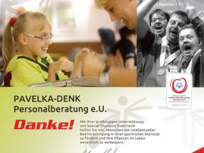 Special Olympics Österreich Partnerschaft 2018