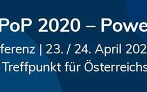 Mit dabei auf derPower of People 2020 mit Partnerrabatt von Pavelka-Denk